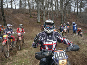 Bud Enduro � Salives