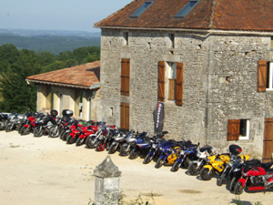 Concentre Emoto 2007 en Dordogne